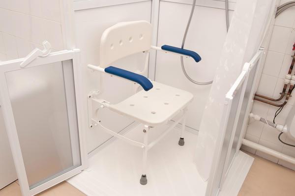 les si ges de douche muraux. Black Bedroom Furniture Sets. Home Design Ideas