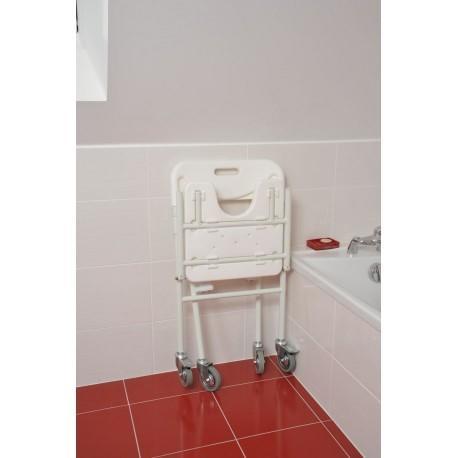 chaise de douche pliable nordencare
